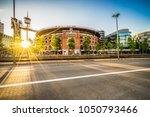 arenas de barcelona formaly... | Shutterstock . vector #1050793466