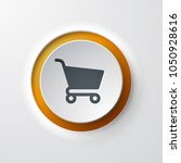 shopping cart web icon | Shutterstock .eps vector #1050928616