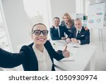 beautiful  charming  cheerful...   Shutterstock . vector #1050930974