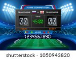 russia world cup 2018... | Shutterstock .eps vector #1050943820