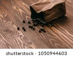 spices on wooden boards   Shutterstock . vector #1050944603