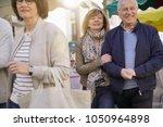 senior couple on vacation...   Shutterstock . vector #1050964898
