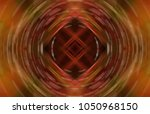 abstract dynamic red background.... | Shutterstock . vector #1050968150