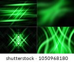 collection of images emerald.... | Shutterstock . vector #1050968180