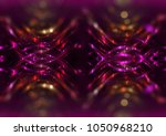 glitter red abstract background ... | Shutterstock . vector #1050968210