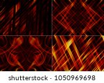 collection of images red.... | Shutterstock . vector #1050969698