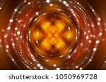 abstract background orange... | Shutterstock . vector #1050969728
