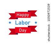 1 may. international labor day... | Shutterstock .eps vector #1050972539