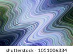 light blue  green vector... | Shutterstock .eps vector #1051006334