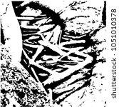 ficus banyan. silhouette. a... | Shutterstock .eps vector #1051010378