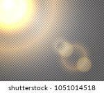 Sunshine Vector Effect Isolate...