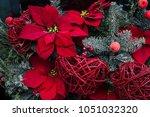 Christmas Floral Display....