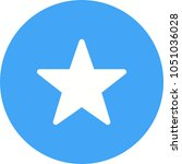 favorite ii icon | Shutterstock .eps vector #1051036028