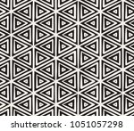 hand drawn black and white ink... | Shutterstock .eps vector #1051057298