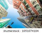 hong kong   jan 15  2015 ... | Shutterstock . vector #1051074104