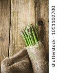 organic vegetables. fresh... | Shutterstock . vector #1051102700