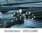 Steel Rods Or Bars Used To...