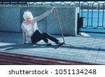 what just happened. perplexed...   Shutterstock . vector #1051134248