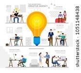 illustration concept... | Shutterstock .eps vector #1051148438
