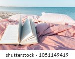 relax concept. cozy and... | Shutterstock . vector #1051149419