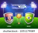 soccer championship league ...   Shutterstock .eps vector #1051179089