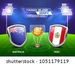 soccer championship league ... | Shutterstock .eps vector #1051179119