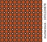 seamless creative pattern with...   Shutterstock . vector #1051224878