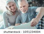 interesting story. pleasant... | Shutterstock . vector #1051234004