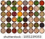 selection of cooking...   Shutterstock . vector #1051239353