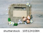 top view background with space...   Shutterstock . vector #1051241084
