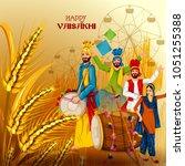 easy to edit vector... | Shutterstock .eps vector #1051255388