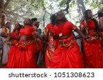 kodungallur  india   mar 20  ... | Shutterstock . vector #1051308623