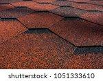 Asphalt Bitumen Shingles Photo. ...