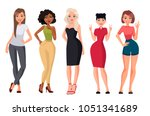 vector illustration of... | Shutterstock .eps vector #1051341689