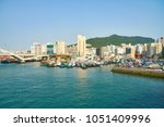 busan  south korea   circa may  ... | Shutterstock . vector #1051409996