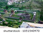 hampi  also referred to as the... | Shutterstock . vector #1051540970