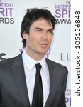 Постер, плакат: Ian Somerhalder at the