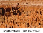 the bryce canyon national park  ... | Shutterstock . vector #1051574960