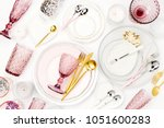 Tableware And Decorations For...