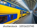 amsterdam  netherlands  march ... | Shutterstock . vector #1051623740