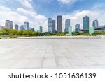 panoramic skyline and buildings ... | Shutterstock . vector #1051636139