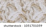 3d illustration. a background... | Shutterstock . vector #1051701059