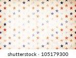 Patriotic Background   Stars