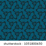 minimalist geometric seamless... | Shutterstock .eps vector #1051800650