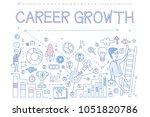 vector illustration about... | Shutterstock .eps vector #1051820786