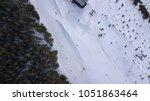 ski resort jasna slovakia... | Shutterstock . vector #1051863464