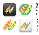 flat vector icon   illustration ... | Shutterstock .eps vector #1051913249