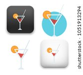 flat vector icon   illustration ... | Shutterstock .eps vector #1051913294