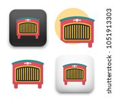 flat vector icon   illustration ...   Shutterstock .eps vector #1051913303