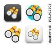 flat vector icon   illustration ...   Shutterstock .eps vector #1051913306
